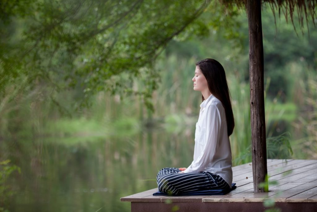 USING SELF-HYPNOSIS FOR STRESS & ANXIETY