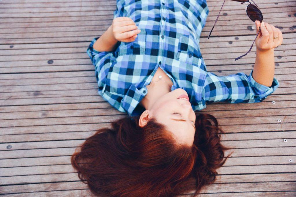 TAKE A BREAK TO AVOID STRESS & ANXIETY