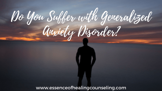 Do You Suffer with Generalized Anxiety Disorder?