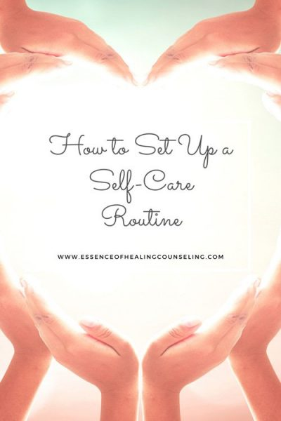 How to Set Up a Self Care Routine, Ft. Lauderdale, FL