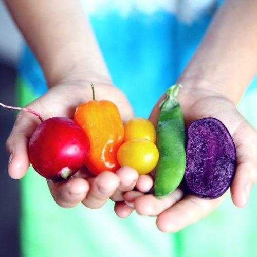 rainbow of vegetables, migraine diet, Ft. Lauderdale migraine therapy